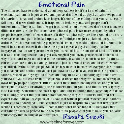 emotional-pain